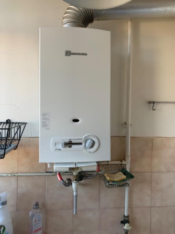Recyclage, Récupe & Don d'objet : chaudière à gaz