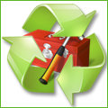 Recyclage, Récupe & Don d'objet : bocaux de compote andros vide
