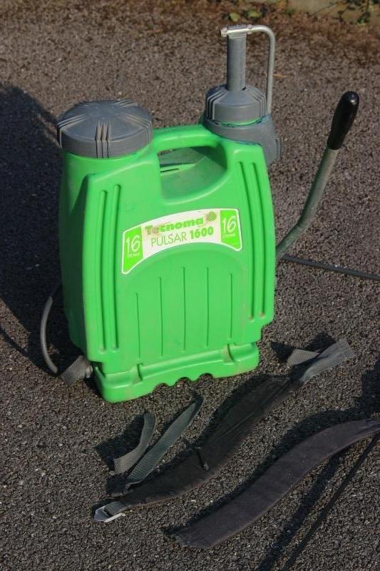 Recyclage, Récupe & Don d'objet : pulvérisateur