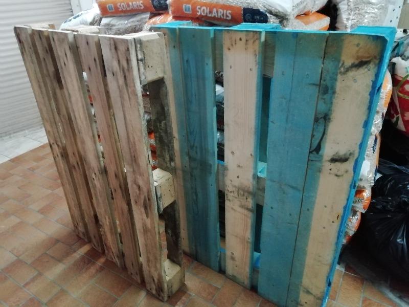Recyclage, Récupe & Don d'objet : palettes