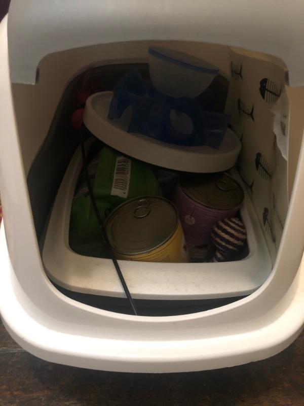 Recyclage, Récupe & Don d'objet : litières, gamelle, jeux et accessoires chat