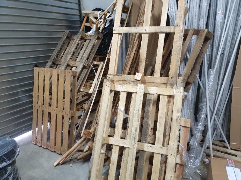 Recyclage, Récupe & Don d'objet : palettes perdus
