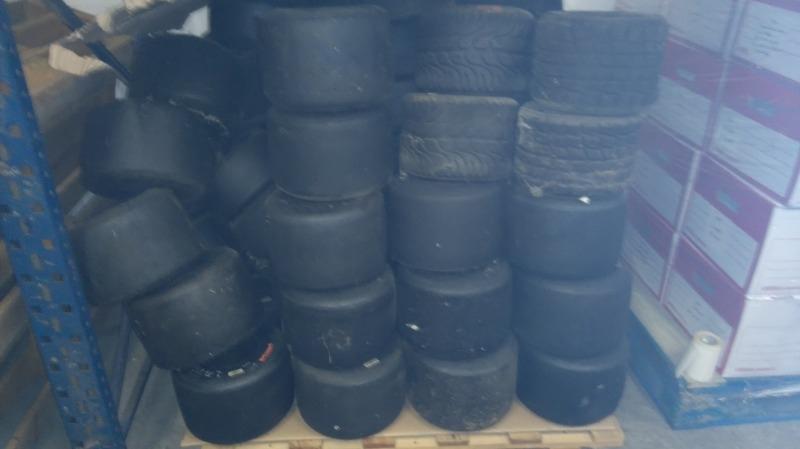 Recyclage, Récupe & Don d'objet : pneus pour décoration