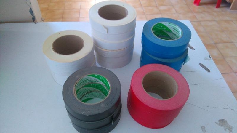Recyclage, Récupe & Don d'objet : rouleaux adhesifs