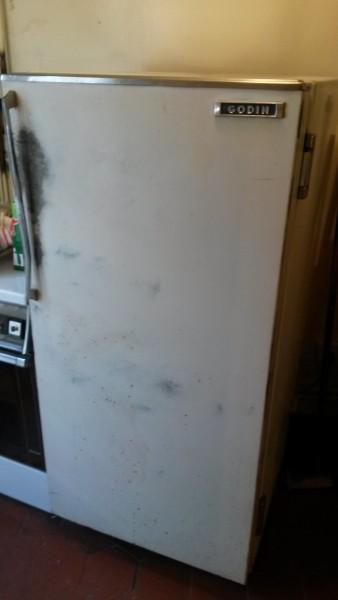 Recyclage, Récupe & Don d'objet : frigidaire godin