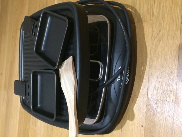 Recyclage, Récupe & Don d'objet : appareil raclette tefal