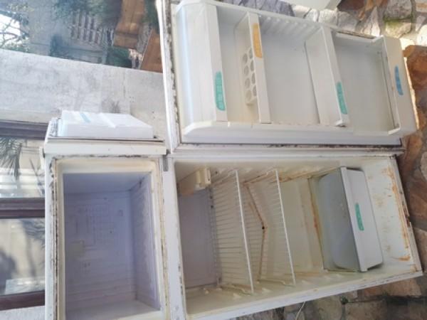 Recyclage, Récupe & Don d'objet : frigo à nettoyer