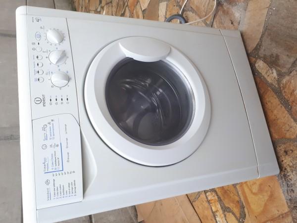 Recyclage, Récupe & Don d'objet : machine à laver indesit