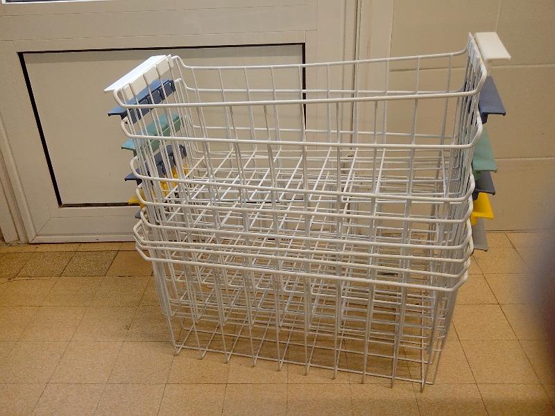Recyclage, Récupe & Don d'objet : bacs de congélateur