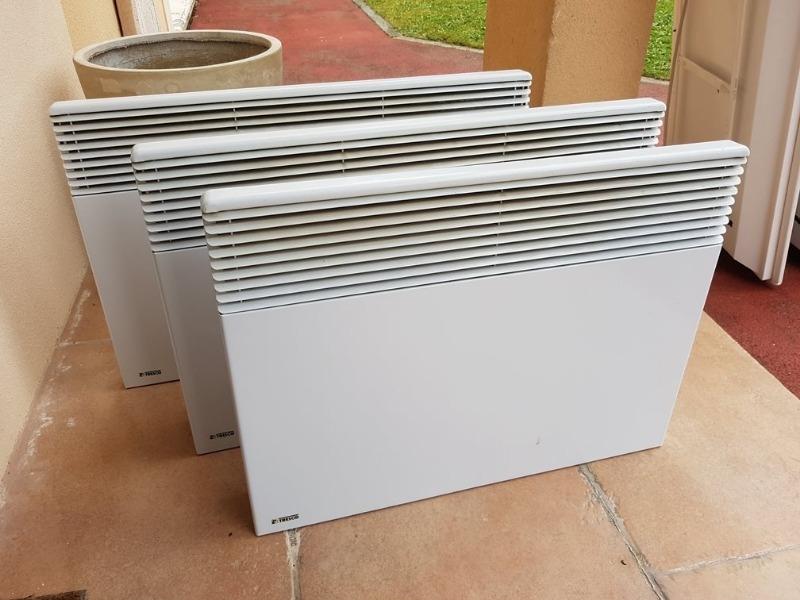 Recyclage, Récupe & Don d'objet : 3 radiateurs