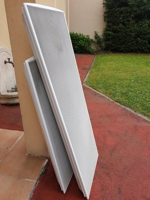Recyclage, Récupe & Don d'objet : 2 radiateurs