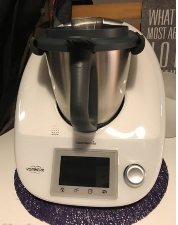 Recyclage, Récupe & Don d'objet : robot multifonction thermomix neuf