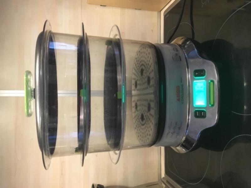 Cuiseur vapeur - ElectroMénager