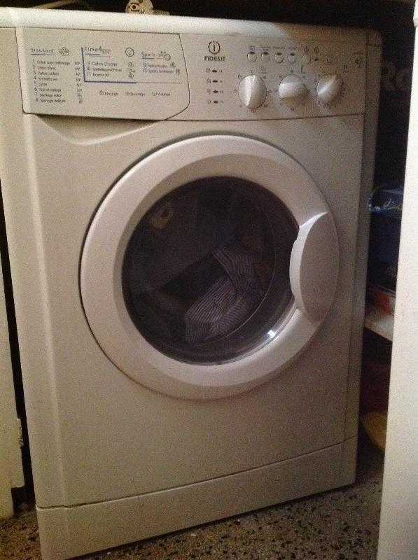 Recyclage, Récupe & Don d'objet : machine a laver sechante