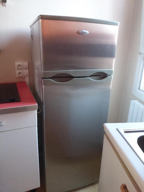 Recyclage, Récupe & Don d'objet : réfrigérateur-congélateur