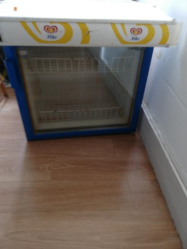 Recyclage, Récupe & Don d'objet : petit congelateur