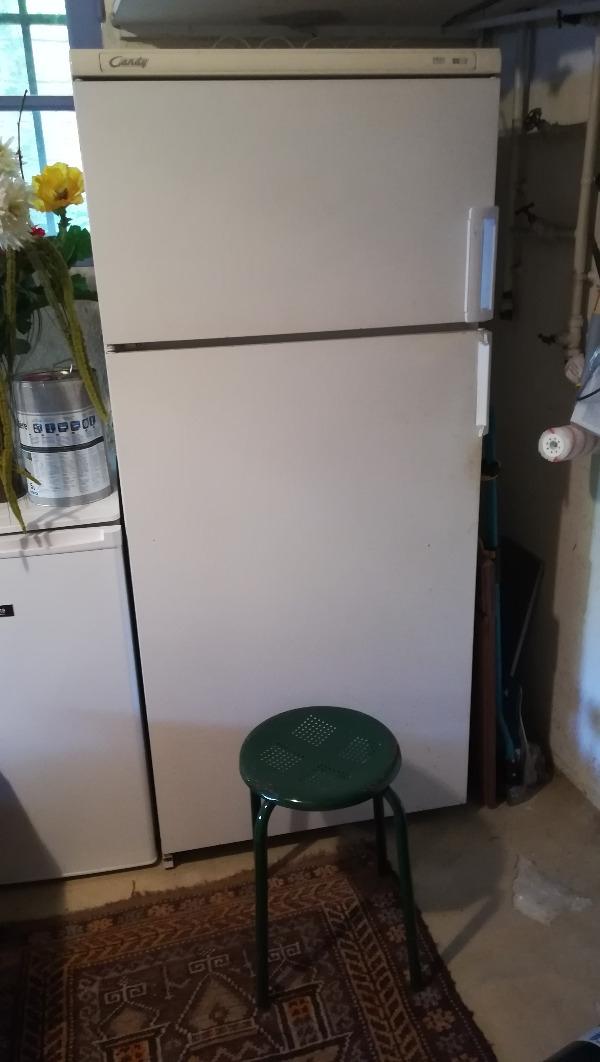 Recyclage, Récupe & Don d'objet : combiné frigo congelateur