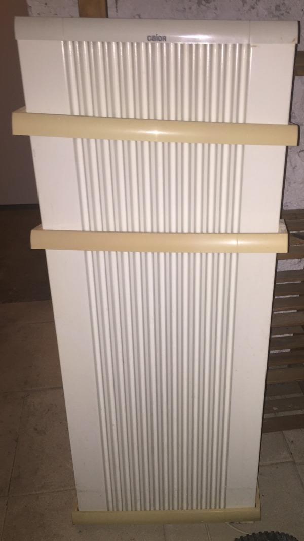 Recyclage, Récupe & Don d'objet : radiateur électrique porte serviette