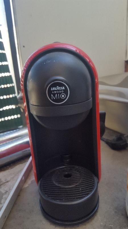 Recyclage, Récupe & Don d'objet : cafetière lavaza