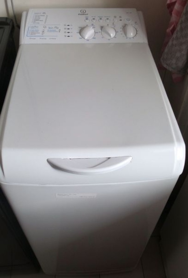 recyclage objet r cupe objet une machine laver un petit frigidaire r cup rer paris. Black Bedroom Furniture Sets. Home Design Ideas