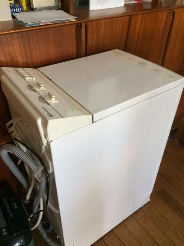Recyclage, Récupe & Don d'objet : machine à laver baucknecht