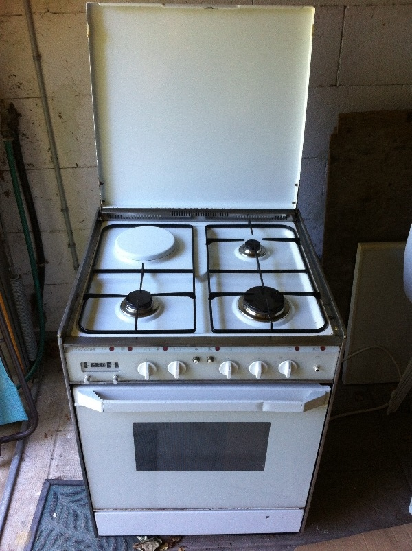 Recyclage, Récupe & Don d'objet : cuisinière gaz de ville