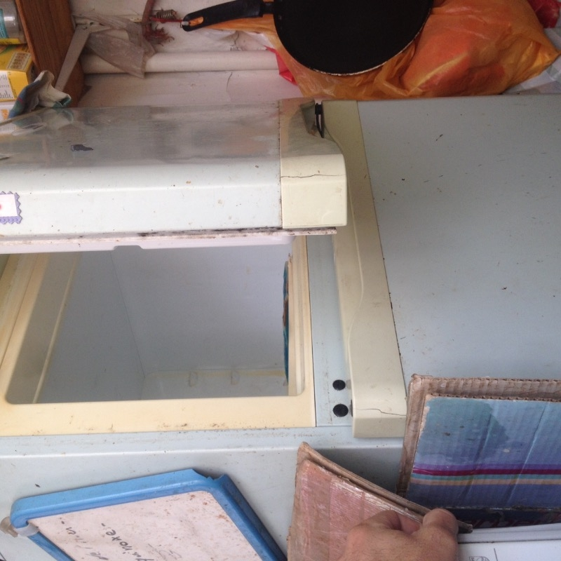 Recyclage, Récupe & Don d'objet : faure congélateur/refrigerateur