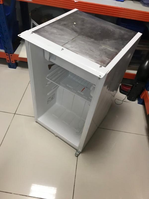 Recyclage, Récupe & Don d'objet : une réfrigérateur