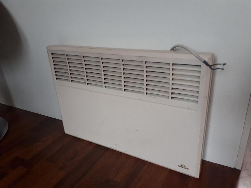 Recyclage, Récupe & Don d'objet : radiateur 1500w