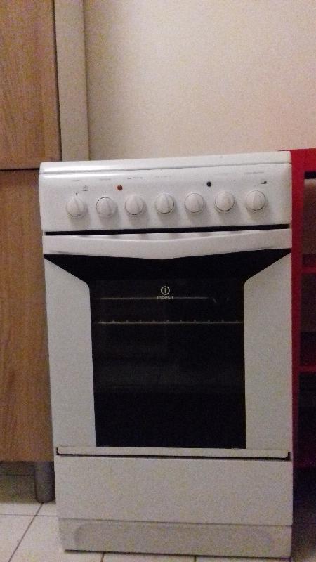 Recyclage, Récupe & Don d'objet : cuisinière électrique indesit