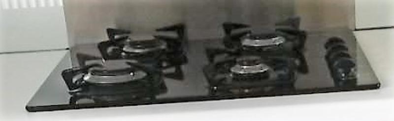 Recyclage, Récupe & Don d'objet : plaque de cuisson 4 feux gaz