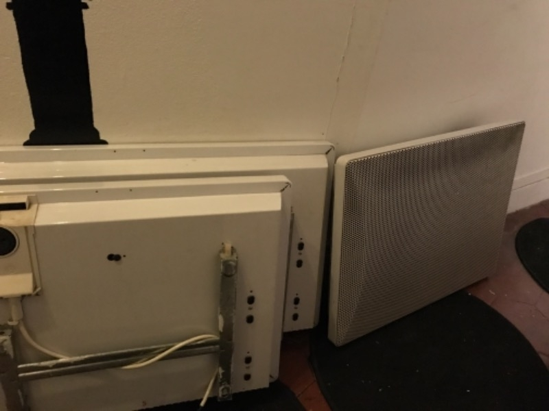 Recyclage, Récupe & Don d'objet : radiateurs electriques