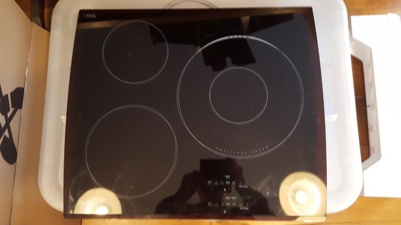 Recyclage, Récupe & Don d'objet : table à induction sauter 3 feux