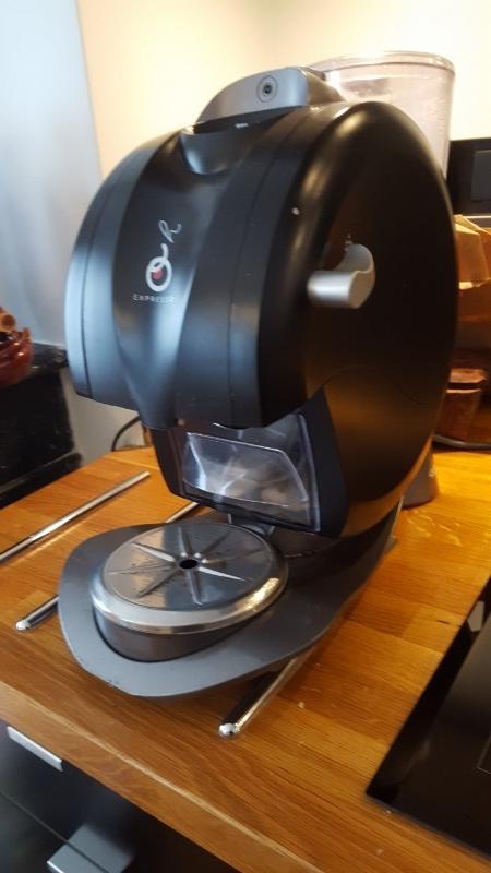 Recyclage, Récupe & Don d'objet : machine à café oh de malongo