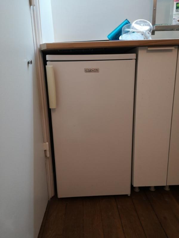 Recyclage, Récupe & Don d'objet : frigo marque laden