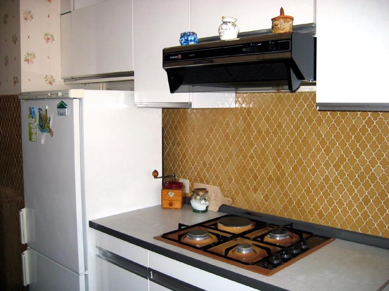 Recyclage, Récupe & Don d'objet : plaque de cuisson gaz sauter