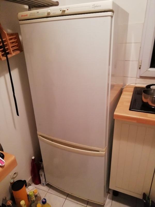 Recyclage, Récupe & Don d'objet : frigo congélateur brandt spheris