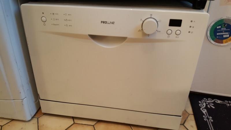 Recyclage, Récupe & Don d'objet : lave-vaisselle 6 couverts