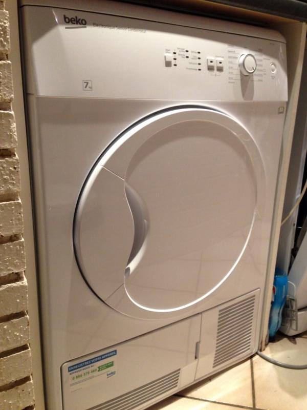 Recyclage, Récupe & Don d'objet : sèche-linge beko fuite à réparer