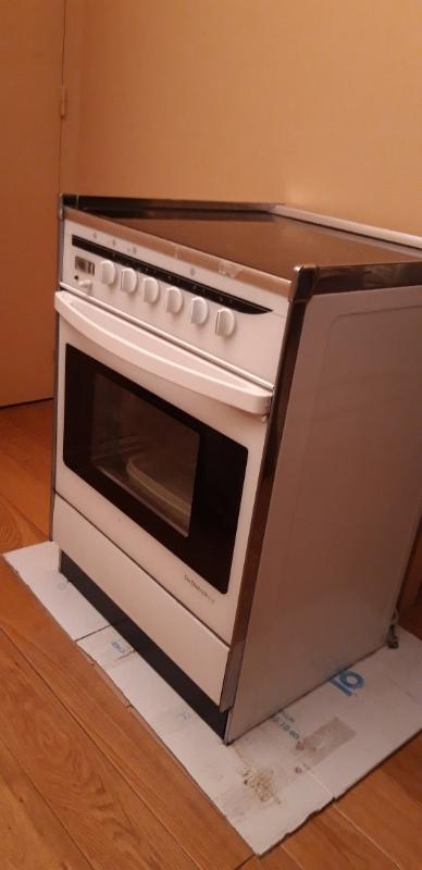 Recyclage, Récupe & Don d'objet : cuisinière électrique de dietrich