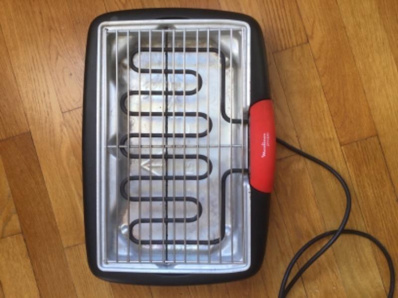 Recyclage, Récupe & Don d'objet : grill electrique
