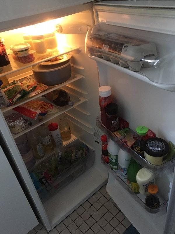 Recyclage, Récupe & Don d'objet : combiné réfrigérateur faure frt529mw