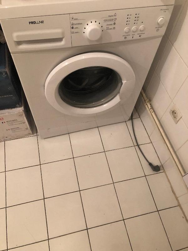Machine à laver - ElectroMénager