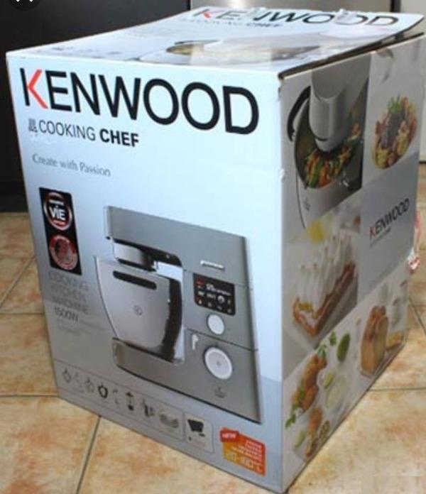 Recyclage, Récupe & Don d'objet : robot kenwood major