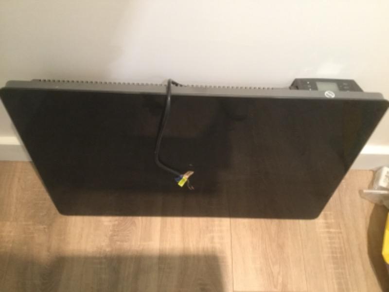 Recyclage, Récupe & Don d'objet : radiateur électrique 1500 w