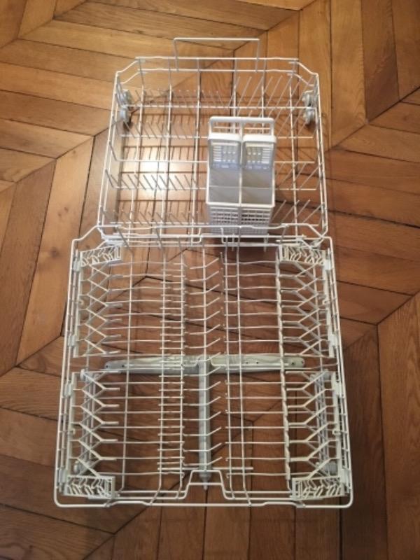Recyclage, Récupe & Don d'objet : panier lave-vaisselle