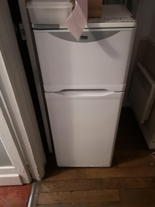 Recyclage, Récupe & Don d'objet : frigo faure