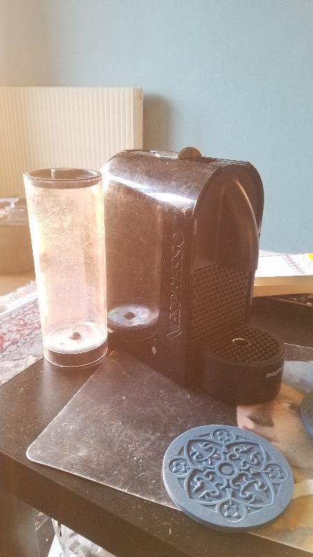 Recyclage, Récupe & Don d'objet : nespresso magimix m130