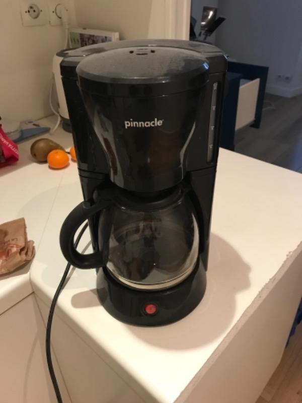 Recyclage, Récupe & Don d'objet : cafetière à filtre