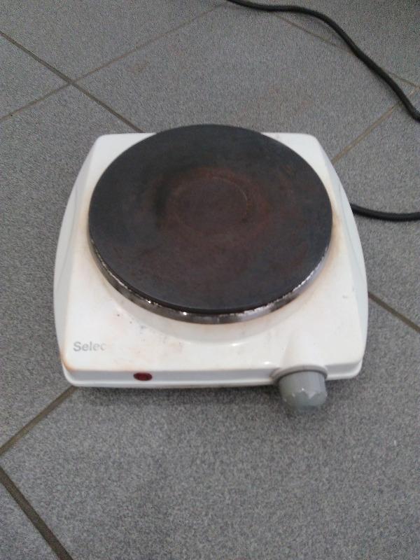 Recyclage, Récupe & Don d'objet : plaque chauffante électrique